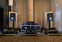 Rocky Mountain Audio Fest 2016 / Here are some impressions from MUTEC's presence at Rocky Mountain Audio Fest 2016 in Denver, CO. We co-exhibited with our partners at Sonic Distribution and YourFinalSystem.com. The listening setup featured MUTEC's MC-3+ Smart Clock USB as well as a prototype of our new REF10 10 MHz clock.