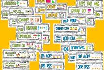 1st Grade Common Core Math / by Tara Repp
