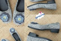 crochet shoes n sandals