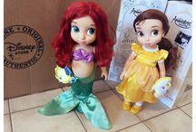 Animator Dolls Disney / Mes poupées animator <3