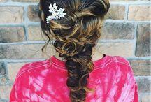 Bridal hair ♀️