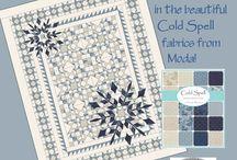 Winter joy quilt til Sissel