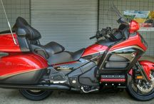 2015 Honda Touring Motorcycles - Model Lineup Review / Pictures