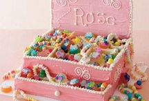 Princess Party Theme / Make yourself feel like a princess with these cute party ideas #candy #princess #party #partyideas #candyideas