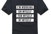 man t shirt