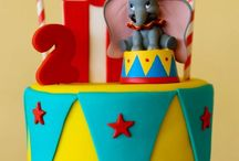 dumbo or elephant party