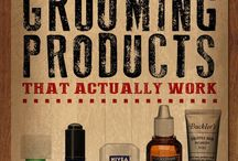 Give me some skin! / Male grooming tips and products