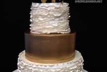 Eat Me / Wedding cakes! Yummy!