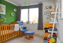 Ethan's Room / Baby Nursery
