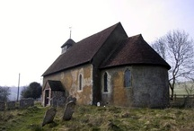 early norman church