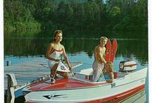 Retro Boating / Take a step back in time and check out vintage boating pics
