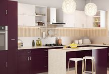 Kichen / Welfurn designs modern kitchen, which meets your requirements.