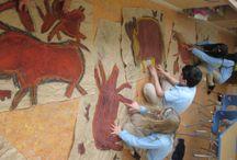 Art Lesson: Ancient Art - 6th Grade