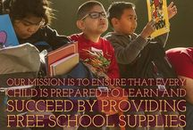 School Supplies Changing Lives / Everything Kids In Need!