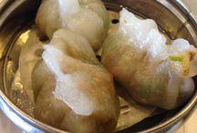 Dim sum/dumplings / Yum!!