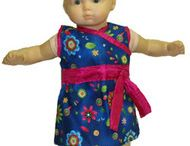 Baby Doll Clothes / Sample of available Baby Doll beautiful clothes