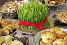Spring Holiday - Novruz / by AZ Cookbook | Feride Buyuran