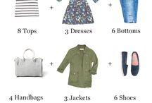clothes - capsule wardrobe