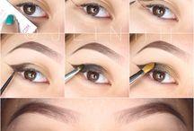 make up for asian eyes