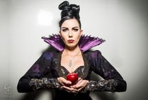 Evil Queen Cosplay Once Upon a Time