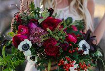 Alex's Wedding / Inspiration for Alex's wedding flowers