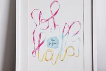 Oh, La La / I'm not eligible to win, but YOU are! Pin to win a signed illustration from Amsterdam-based artist, Hyshil Sander! http://www.movelifestyle.com/move/oh-la-la-pinterest-giveaway/