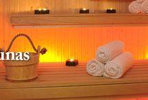 Pre-Built Saunas