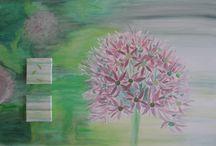 Malerei / Rund um die Kunst: Aquarell, Acryl, Landschaftsmalerei, Malen mit Kindern usw.