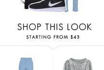 Clothes and styles