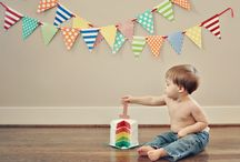 Wyatt / Ideas for Wyatt's first birthday! / by Hannah Keller