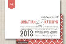 Wedding invitation / www.savethedates.ca