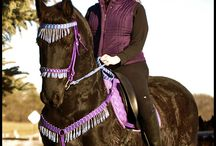 Horse tack / by Wendy Pierce Bargery