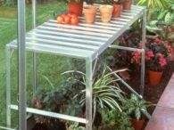 Greenhouse Staging & Accessories