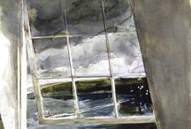 Art by Wyeth