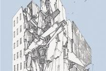 """Introduction and About the Book / From Paolo Belardi's book """"Why Architects Still Draw"""" translated by Zachary Nowak and published by MIT Press."""