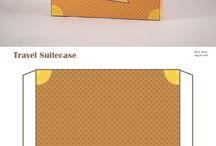 Suitcase printables