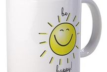 HAPPY STORE / Show off your smile and your happiness with items from the HAPPY STORE as seen on:  www.thepowertobehappy.com store.  Visit: http://www.cafepress.com/miamoondesigns/12121685