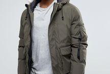 Men's Coats :: Fur coat (Asos) / Are you looking for coats for men? Find the best brands of fur coat like Asos, D-struct, Brave Soul, SIXTH JUNE, Selected Homme, Jack & Jones, Threadbare, Heros Heroine, Bellfield, Nicce London...