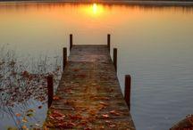 ősz tájkép