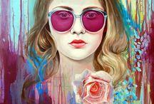 Artist Emma Uber