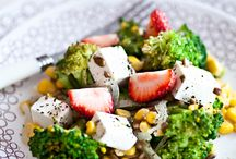 Brokuły / Przepisy na dania z brokułem.  http://pozytywnakuchnia.pl/pomysl-na/brokuly/