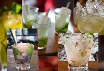 Bebidas / by Luciana Rhem