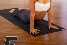 Workouts-yoga / by Melissa Pointer