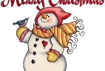 """Christmas Fun and Traditions / Christmas is My """"All Time Favorite"""" Holiday. / by Sharon Swanner"""