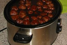 Thats a load of crock...pot ideas / by Crystal Lusk