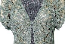Crochet Garments & Accessories / crochet projects
