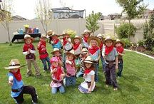 Saul cowboy party