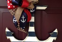 Nautical Crafts / Seaside themed crafts and ideas