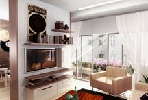 Apartment renders / Architectural Visualization