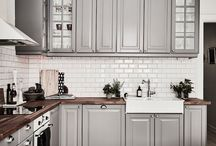 Kitchen design & space saving ideas